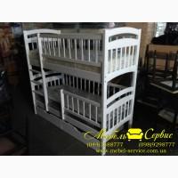 Двухъярусная кровать Карина Люкс от производителя Мебель-Сервис