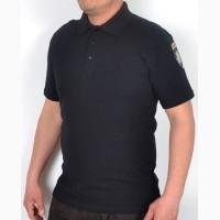 Летняя полицейская футболка поло COP