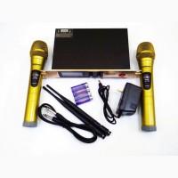 Радиосистема Shure SH-300G база 2 радиомикрофона