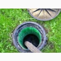 Выкачка сливных ям и откачка туалетов. Илосос