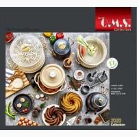 OMS - производитель турецкой кухонной посуды и аксессуаров