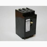 Автоматический выключатель АЕ2046М-10Р-00У3-Б 20А, 380В