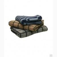 Одеяло полуторное полушерстяное 140х200