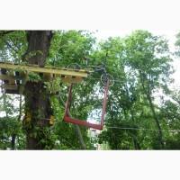 Продам верёвочный парк