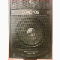 Продам колонки Вега 50АС-106 ЗВУК БОМБА
