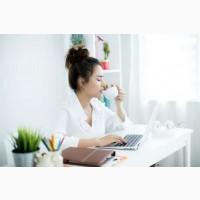 Сотрудник для удаленной работы (женщины)