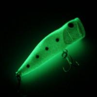 Краска для ПВХ с автономным эффектом свечения в темноте