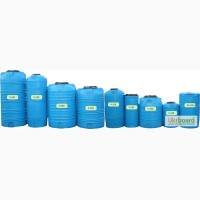 Вертикальные пластиковые емкости от 100 до 10000 литров