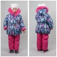 Продам детские зимние комбинезоны