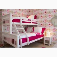 Кровать двухьярусная Твин с дерева