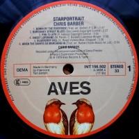 2 LP Jazz Chris Barber – Starportrait