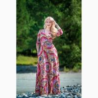 Авторские платья и платки от бренда `Елена Карлова`