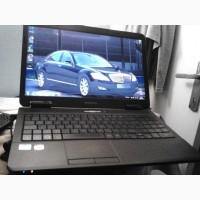 Красивый, быстрый ноутбук 2 ядра eMachines E627