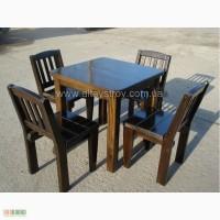 Столы, стулья для кафе, баров