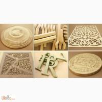 3D фрезерная обработка древесины пластика, фанеры