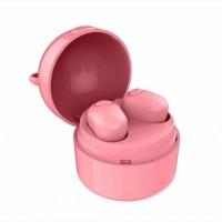 Продам наушники беспроводные BL S 620 розовые и черные с ушками с отличным чипсетом