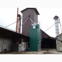 Зерносушильная колонна 15 т