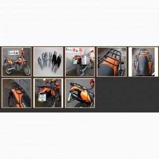 Мото багажники, дуги, рамки. Товары для мотоциклов