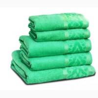 "Махровое полотенце "", 70х140см, 360г/м2 (салатовое) ар.55907"