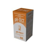 Визуальные тест-полоски «pH-тест» для определения рН мочи