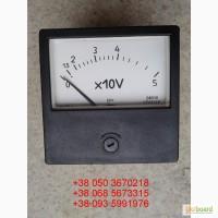 Продам со склада вольтметры щитовые Э8030 (Э-8030, Э 8030) на 50В и др
