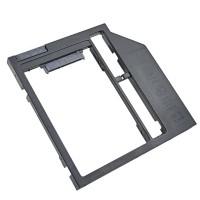 Optibay карман переходник для SSD 2, 5#039;#039; 9, 5мм вместо CD-DVD ROM черный 4019992