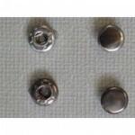 Магнитная кнопка для сумок 18 мм (100 штук)