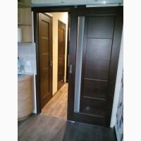 Установка межкомнатных дверей