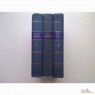 Джек Лондон. Собрание сочинений в 7 томах (Тома 2; 4; 6)