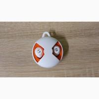 Продам наушники беспроводные LITO BE 40 белые с оранжевым и чёрные