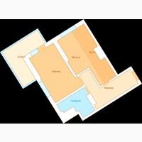 Продам 1 комнатную квартиру на Фонтане ЖК Акрополь