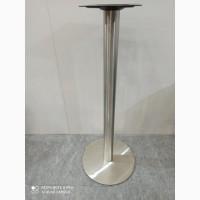 Ножка стола, опора длля стола, основание стола, каркас стола, подстолье нержавеющая сталь