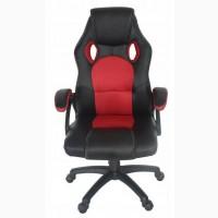 Кресло компьютерное игровое или для офиса Home Fest КРАСНОЕ