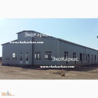 Строительство складов и ангаров в Одессе и Одесской области