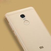 Ультратонкий Ultra slim силиконовый чехол на Xiaomi Redmi Note 4 прозрачный 4019718