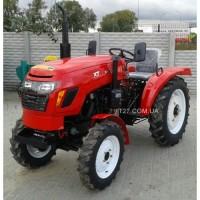 Мини-трактор Xingtai XT-244 (Синтай XT-244) с усилителем руля