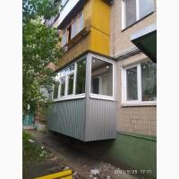 Комплексный ремонт балконов и лоджий в Харькове БЕЗ ПОСРЕДНИКОВ