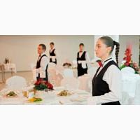 Требуется официантка в Грецию