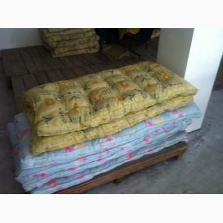 Матрас ватный 190*70 мебельная ткань