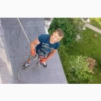 Кровельщики, ремонт крыш и козырьков балконов в Харькове